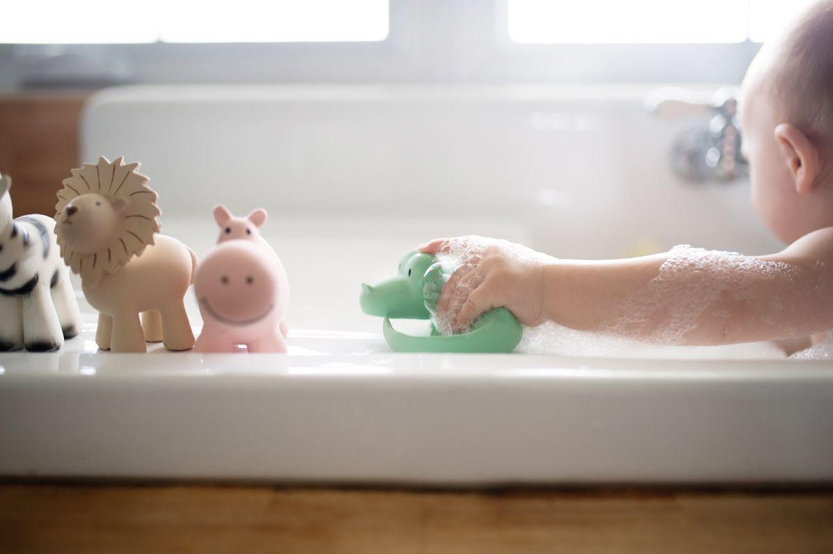 Naïf producten baby spa in Oudenaarde